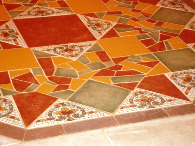 Home building Atenas Costa Rica ceramic floor