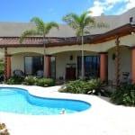 Home building Atenas Costa Rica swimming pool