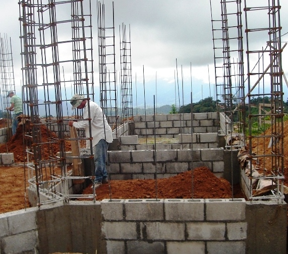 Home building Costa Rica foundation