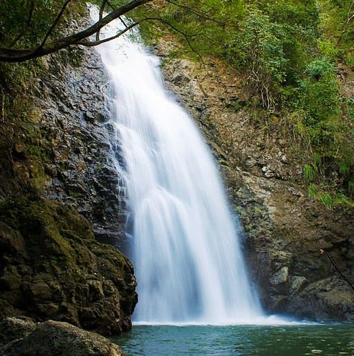 Visit the beautiful Montezuma Waterfalls in Costa Rica