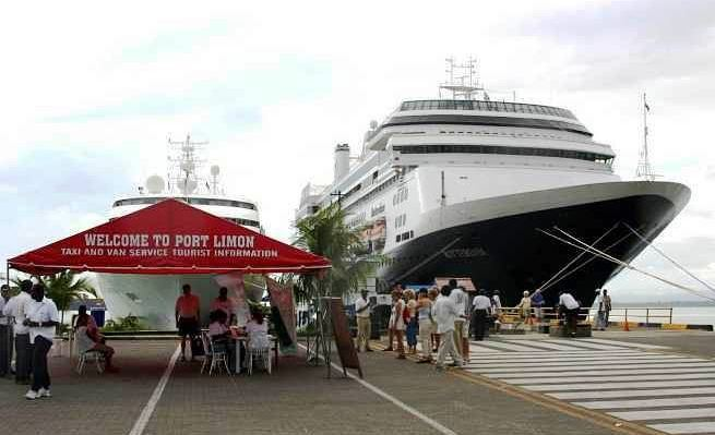 Port of Limon Costa Rica cruise ship pier