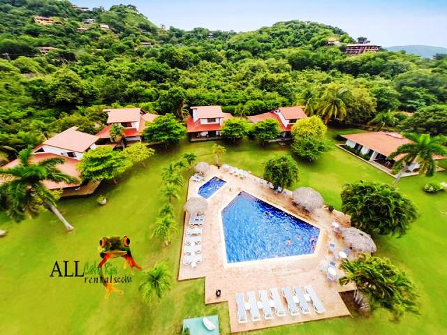Costa rica beach rentals villas estival are ideal vacation for Vacation homes for rent in costa rica