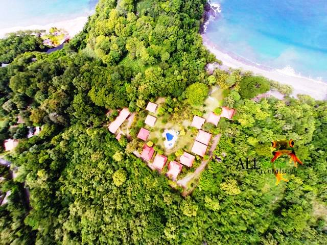 Villas Estival in Playa Prieta Costa Rica