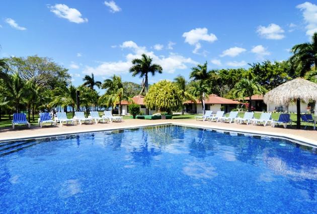 Villas Estival in Playa Prieta Costa Rica - pool