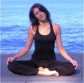 Yoga pose Ear-To-Shoulder