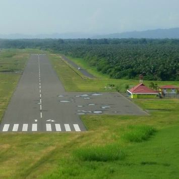 Limon airport Costa Rica