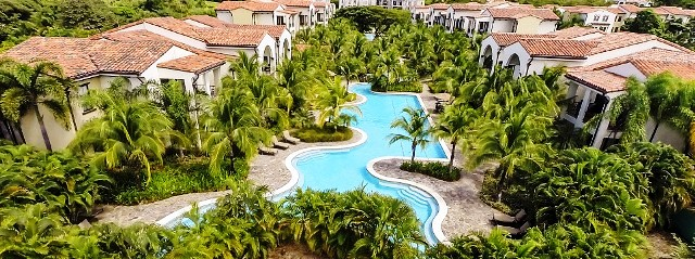 Pacifico condos in Playa del Coco Costa Rica