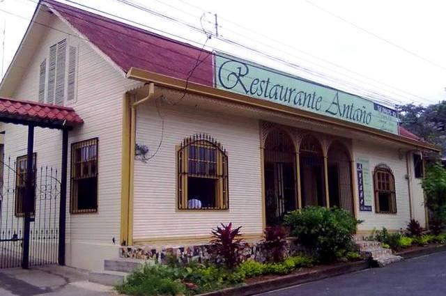 Restaurant Antano Atenas Costa Rica