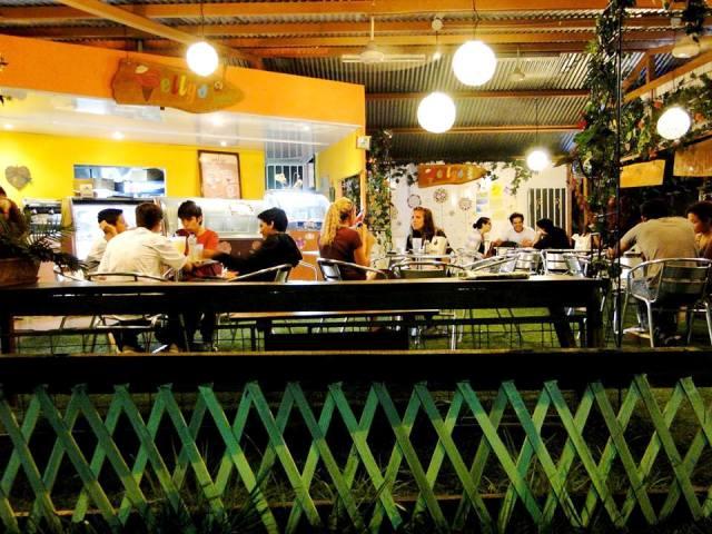 Restaurant Gelly's Atenas Costa Rica
