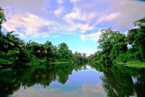 Tortuguero Costa Rica; where digital detox is preferred..