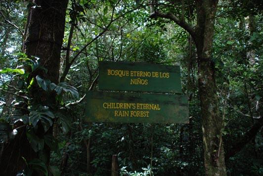 Children's Eternal Rainforest in Monteverde