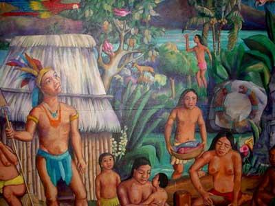 Chorotega indigenous people in Costa Rica