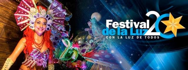 Christmas Festival of Lights in San Jose Costa Rica