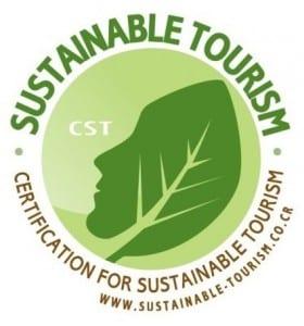 Costa Rica CST logo in English