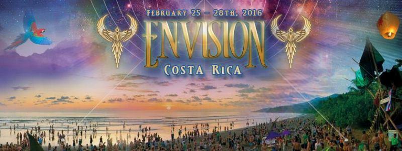 Envision Festival Costa Rica 2016