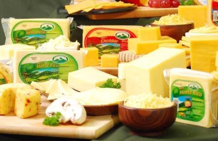 Monteverde Cheese Factory in Costa Rica