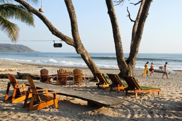Beachfront Hotel Tropico Latino in Santa Teresa Costa Rica