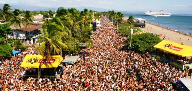 Costa Rica festivals season 2016 begins!