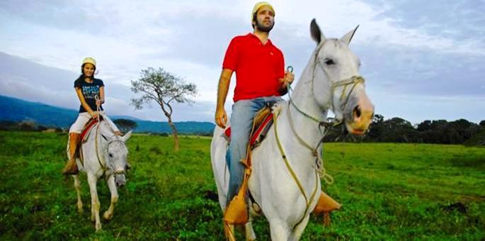 Costa Rica Cowboys And Ranch Life At Hotel Hacienda