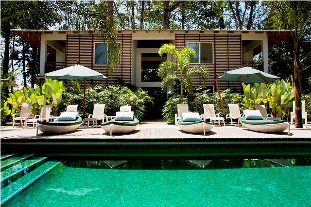 Hotel Le Cameleon, Puerto Viejo Costa Rica