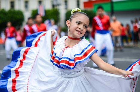 Costa Rica fiestas