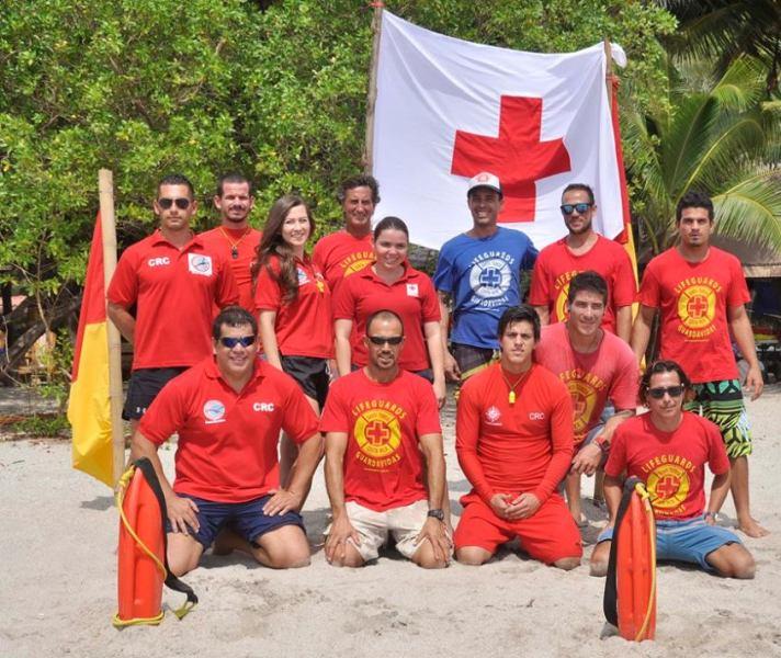 Santa Teresa Costa Rica lifeguards