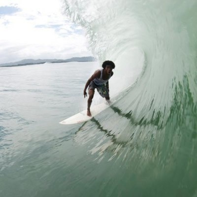 Surfing Caribbean Coast, image by Costa Rica Escapades