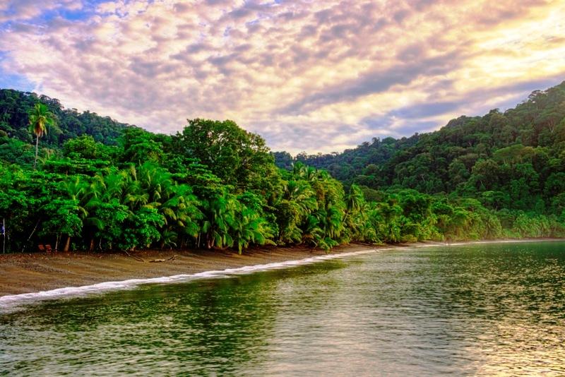 Playa Nicuesa Rainforest Lodge in Costa Rica