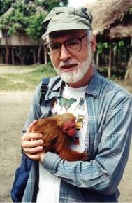 Scientist Howard Topoff