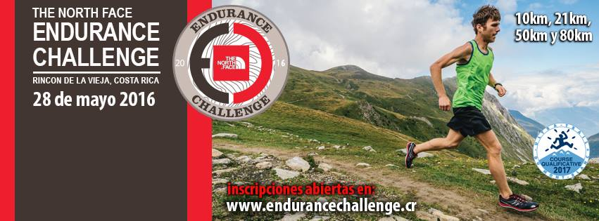 North Face Endurance Challenge Costa Rica 2016
