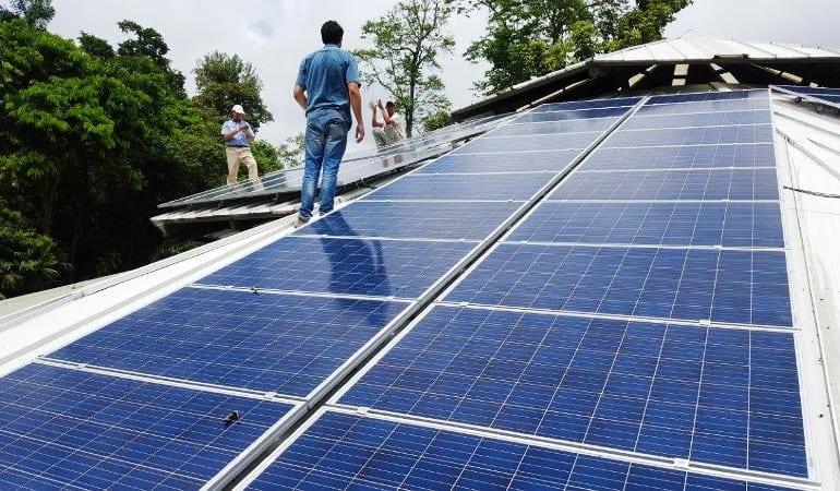 Veragua Rainforest Eco-Adventure uses clean energy in Costa Rica