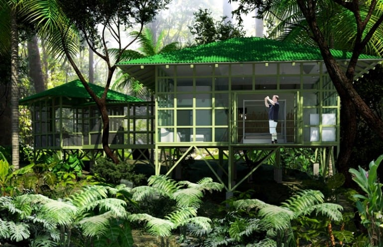 Cool Designs for Tropical Architecture in Costa Rica