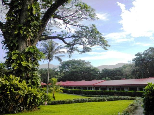 Hotel Hacienda Guachipelin in Costa Rica, image by Shannon Farley