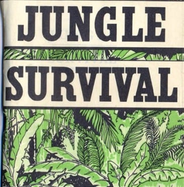 Could you survive in the jungle if you were lost?