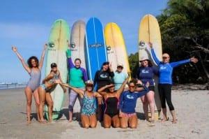 Pura Vida Adventures surf retreats in Santa Teresa Costa Rica