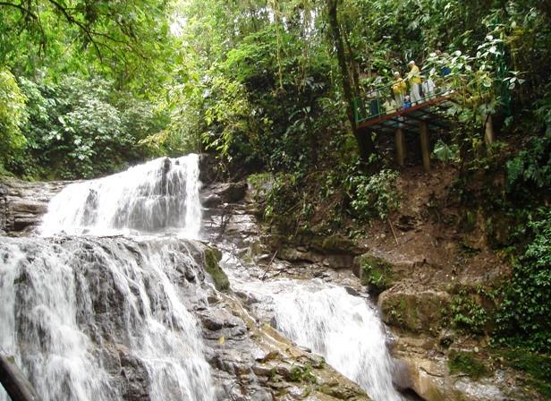 Eco-friendly travel at Veragua Rainforest Eco-Adventure in Costa Rica