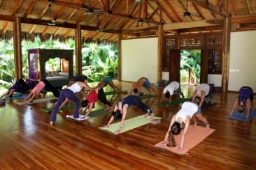 Yoga Retreats at Pranamar Villas
