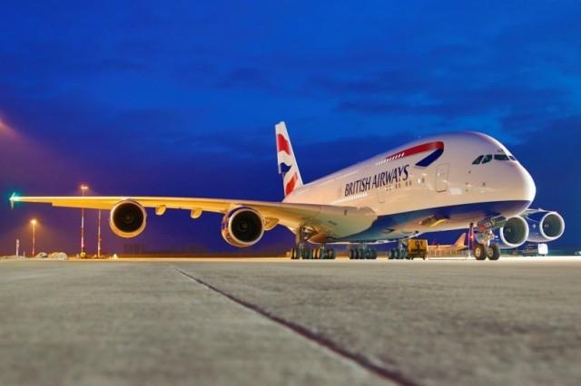 British Airways flies to Costa Rica