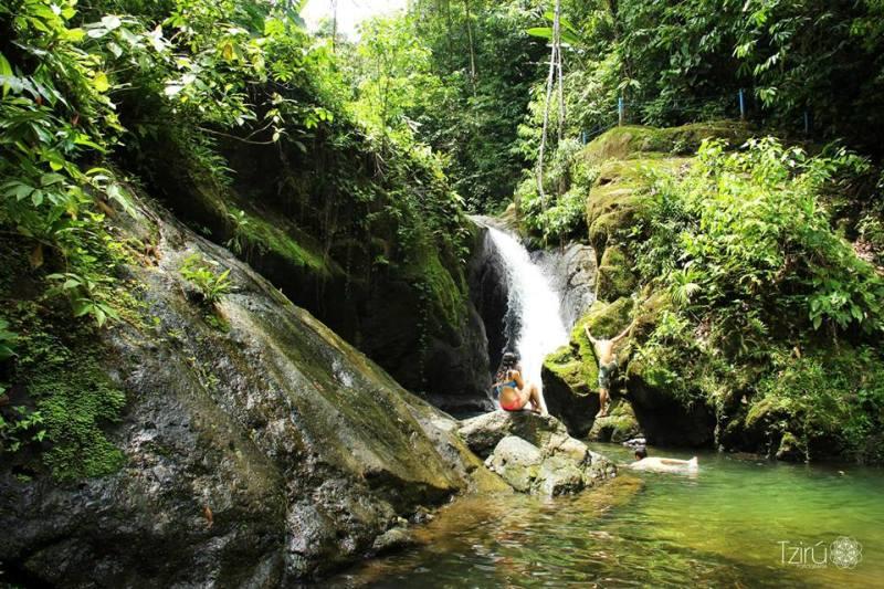 Cazuela Waterfall & Portalon River at Portasol Living