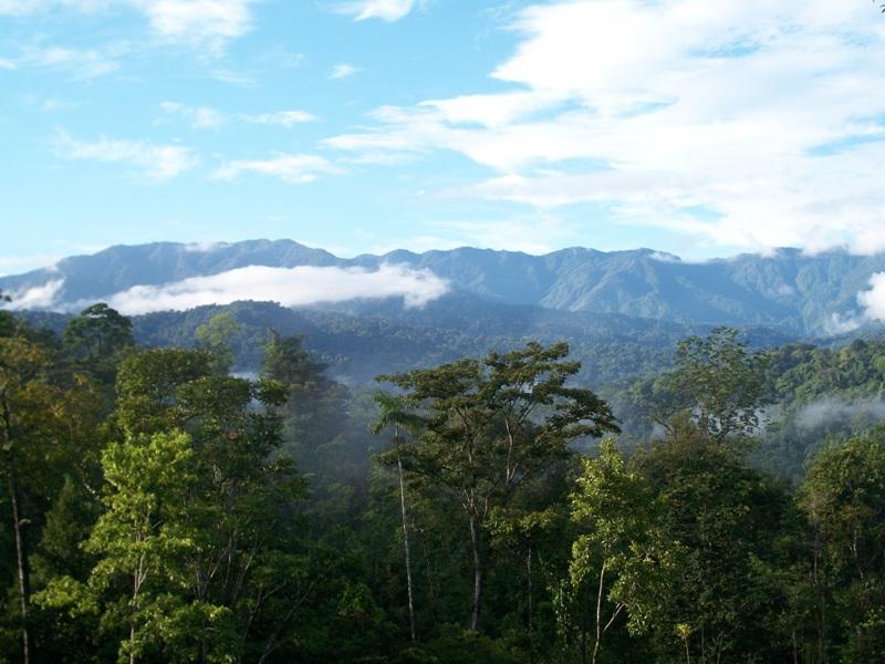 La Amistad International Park, Costa Rica