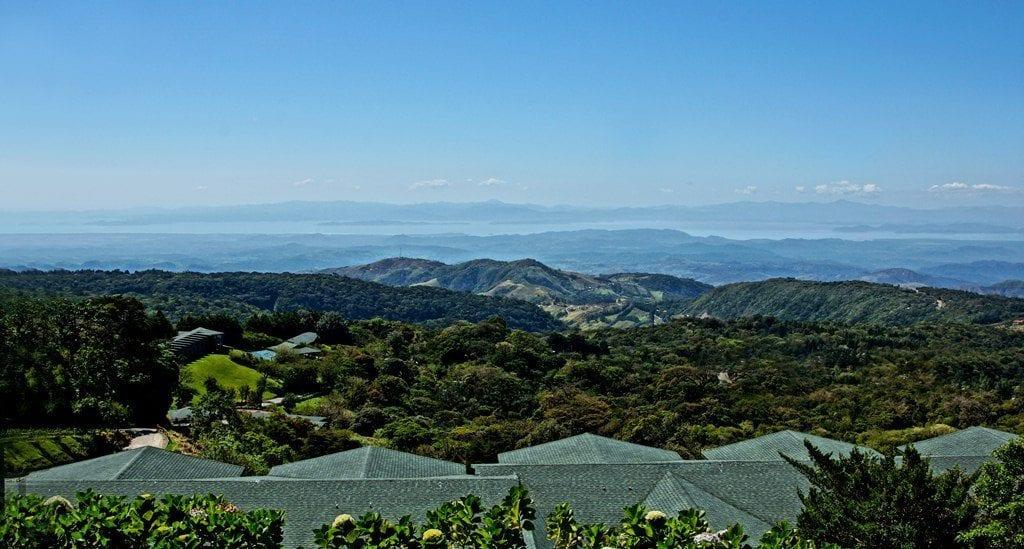 Monteverde paisaje