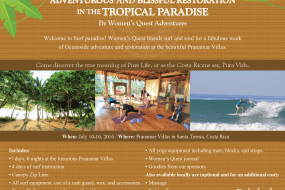 Pranamar villas upcoming events