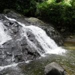 Desmonte Waterfalls by Atenas Costa Rica