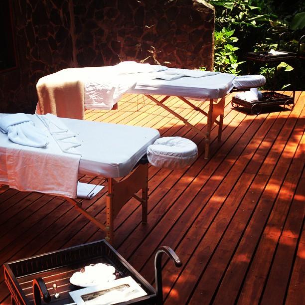 The Spa At El Establo Mountain Hotel Enchanting Costa Rica