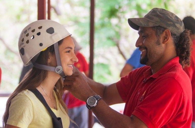 Costa Rica family travel is fun at Hacienda Guachipelin
