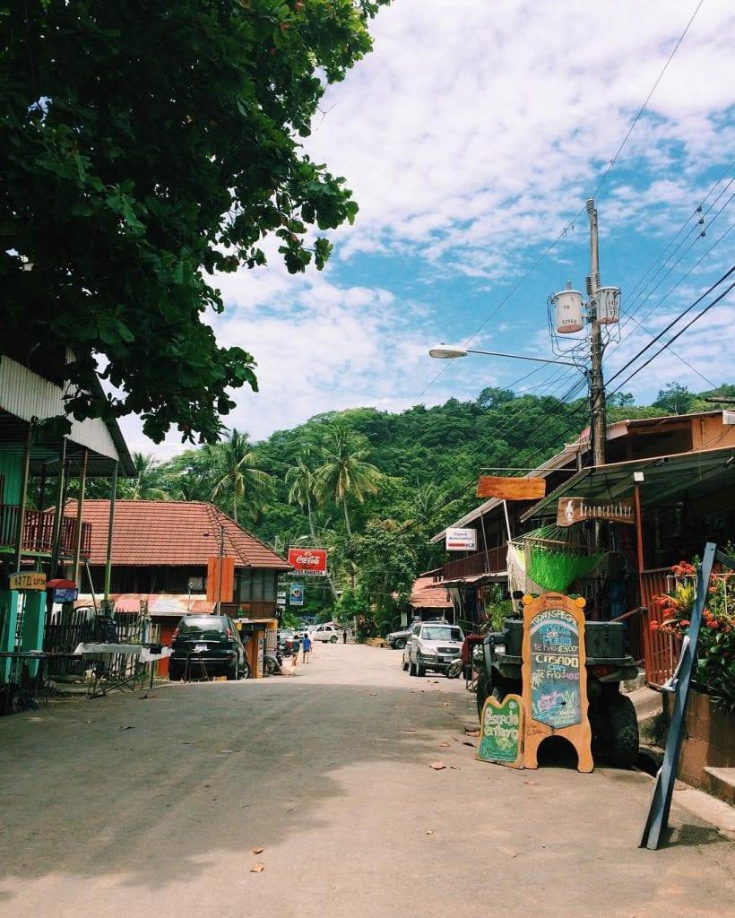 Town of Montezuma