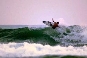 Costa Rica surfing breaking big onto world surf scene
