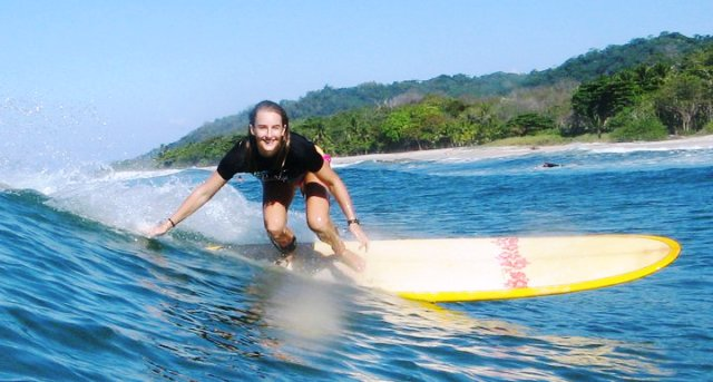 Surf and yoga retreats in Costa Rica at Hotel Tropico Latino