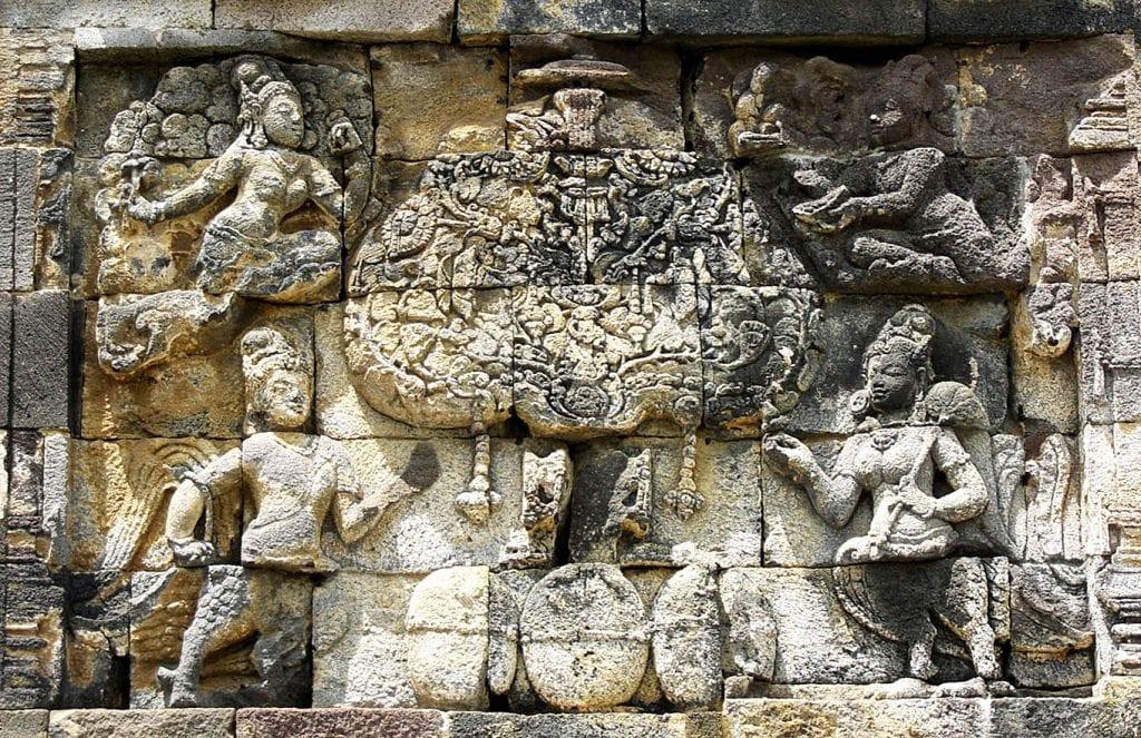 Divine Kalpavriksha Tree, image credit Wikipedia