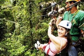 Silent as a sloth: the Veragua stealth canopy tour in Costa Rica